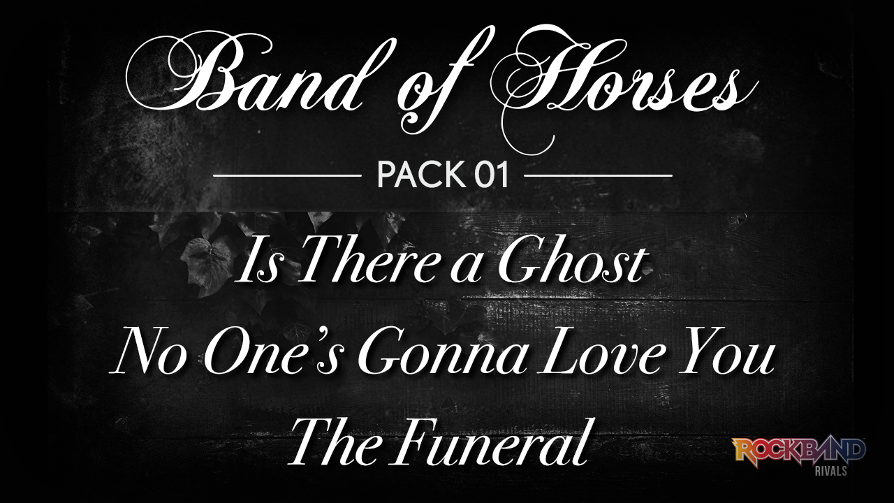 DLC Week of 11/15: Band of Horses Pack 01!