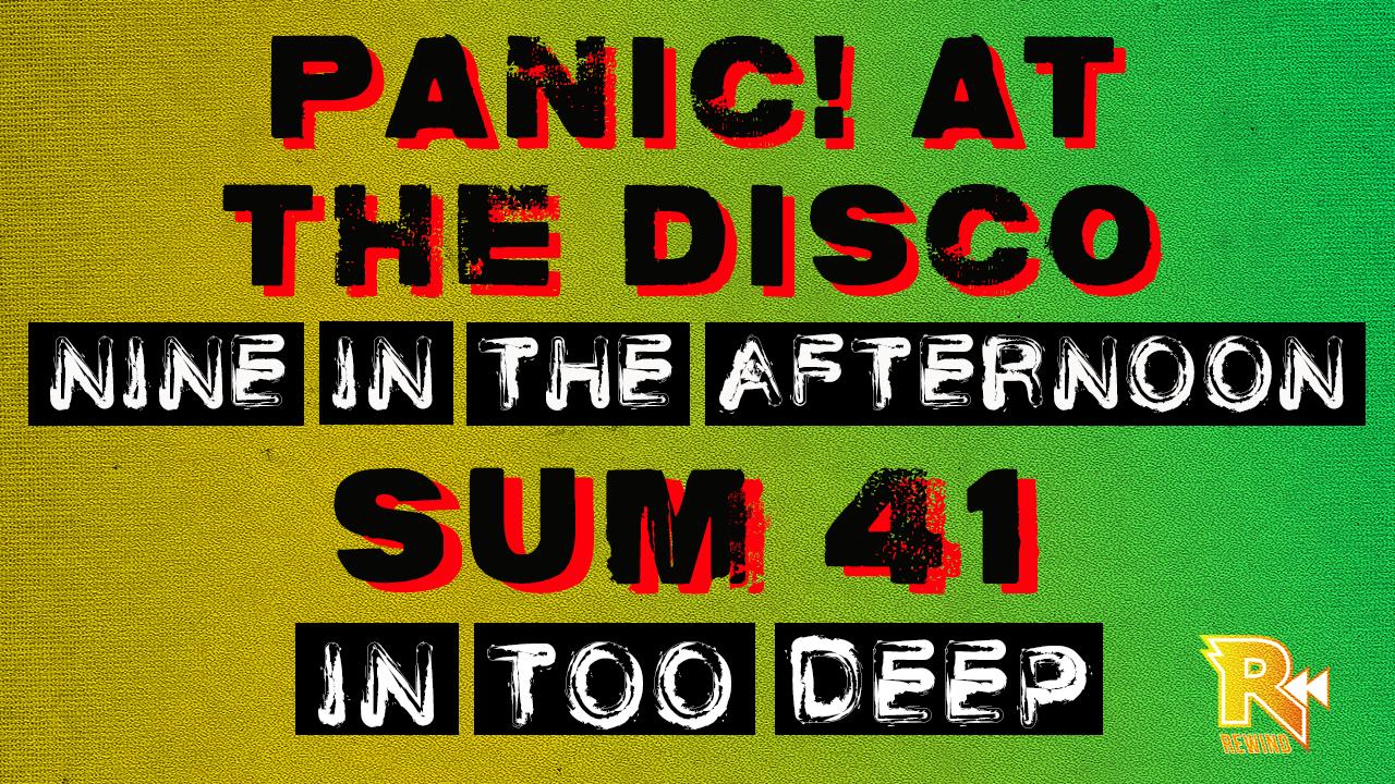 Harmonix Blog Dlc Week Of 214 Panic At The Disco And Sum 41