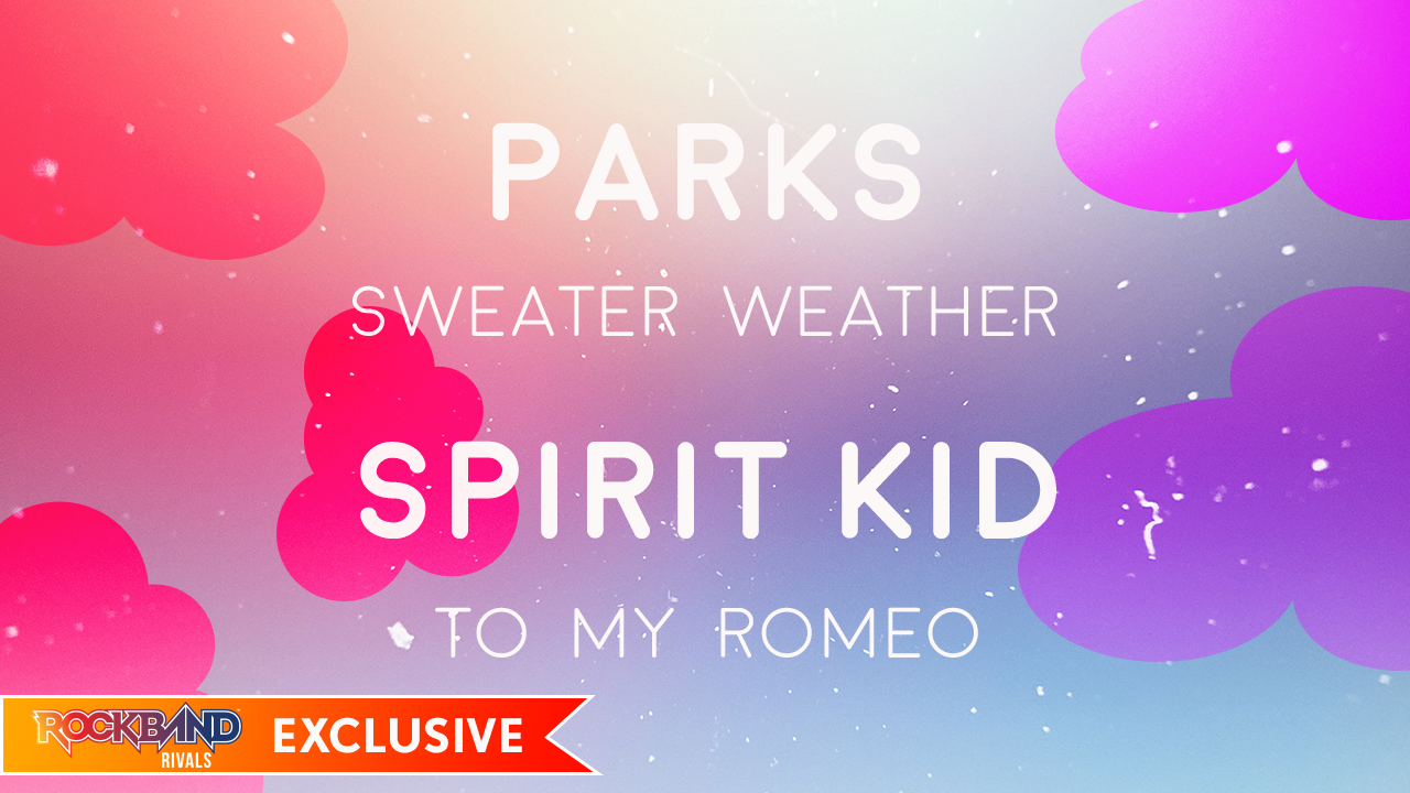 Harmonix Blog Dlc Week Of 810 Parks And Spirit Kid