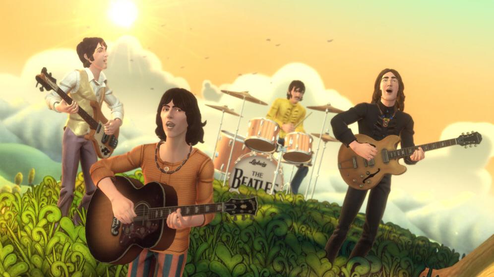 The Beatles Rock Band Third