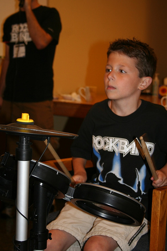 Drum Rocker