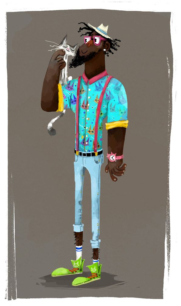 Hipster Concept 1